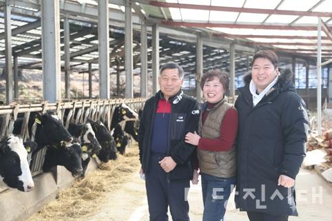 젖소 4마리로 시작한 목장…가업이 되다