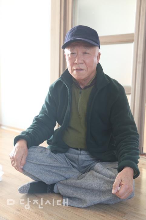 """[미담] 윤영중 당진2동 용연2통 노인회장 """"장모님 얼굴만 봐도 눈물이 나요"""""""