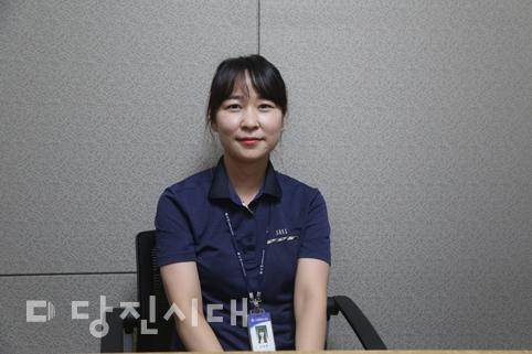 서해중앙신협 합덕지점 김현희 주임 3000만 원 금융사기 피해 막아